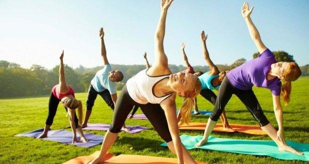 Йога, асаны для начинающих