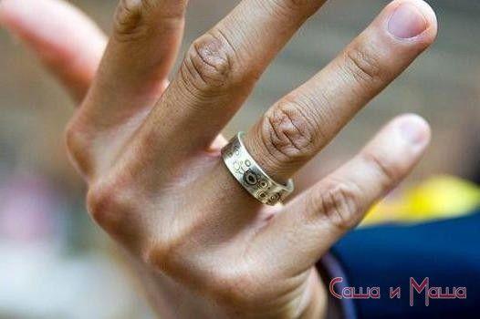 к чему снится обручальное кольцо парню