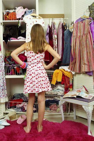 Как быстро и правильно навести идеальный порядок в шкафу