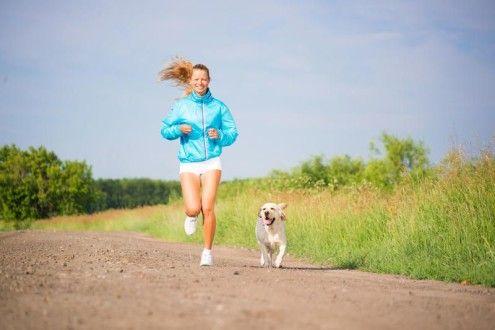 Утренние пробежки