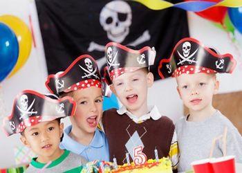 детская пиратская вечеринка фото