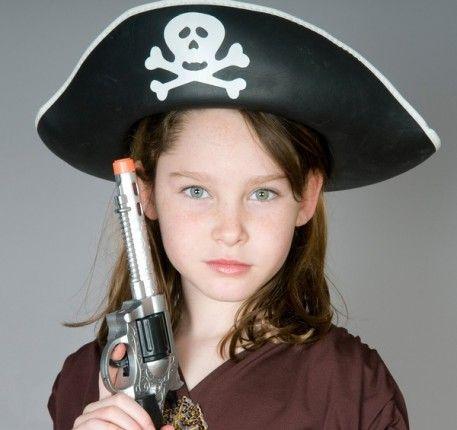детская пиратская вечеринка костюм для девочки