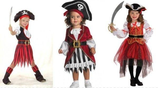 детская пиратская вечеринка оригинальный костюм
