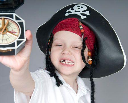 костюм пирата капитан