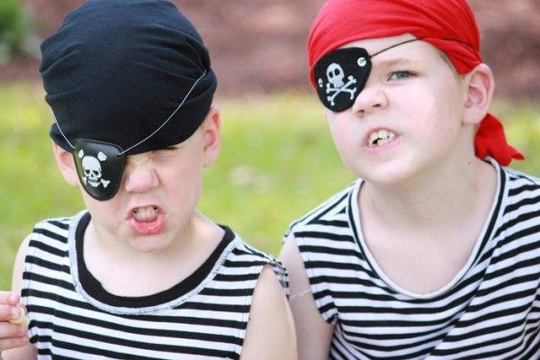 Как одеться на пиратскую вечеринку