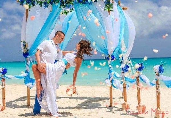 за границей свадьба для двоих