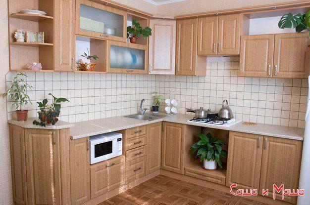 Как обставить кухню фото