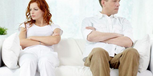 супруги не разговаривают