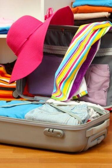 Как правильно упаковать вещи в чемодан