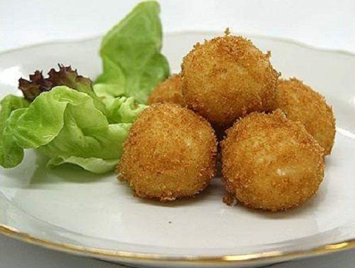 Как приготовить картофельные крокеты