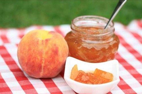 Как приготовить персиковое варенье. Рецепты: пряное, классическое, за 5 минут и даже из недозревших персиков!