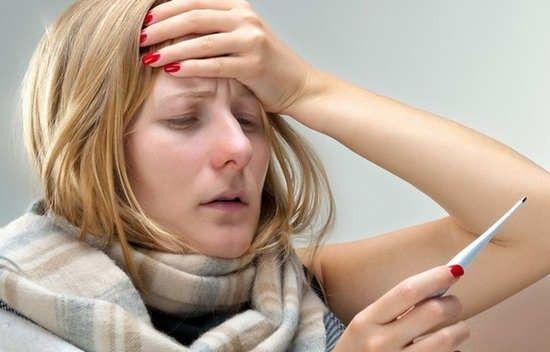 Как сбить температуру в домашних условиях