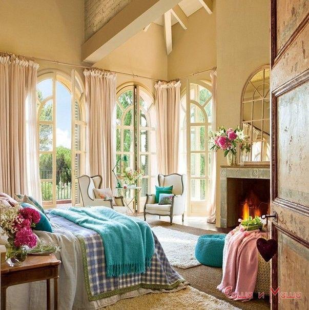 текстиль в интерьере для уюта