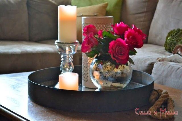 цветы для уюта в комнате
