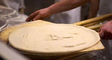 Несладкое пресное тесто для пиццы