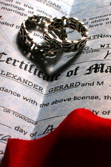 Как составить брачный договор до и после свадьбы