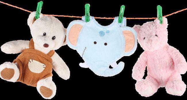 Как стирать мягкие игрушки в домашних условиях