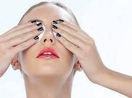 компрессы для глаз