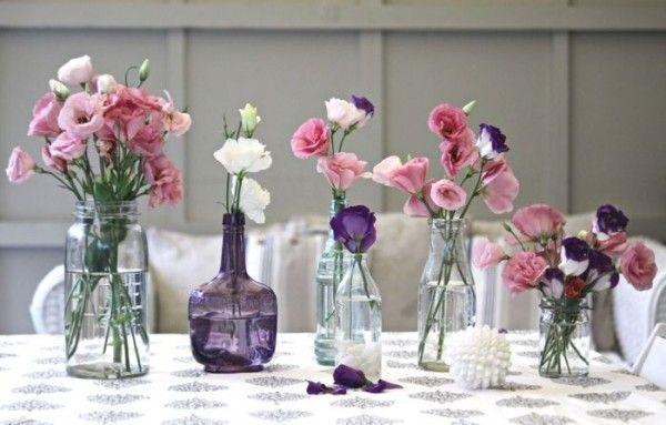 Как украсить комнату цветами фото