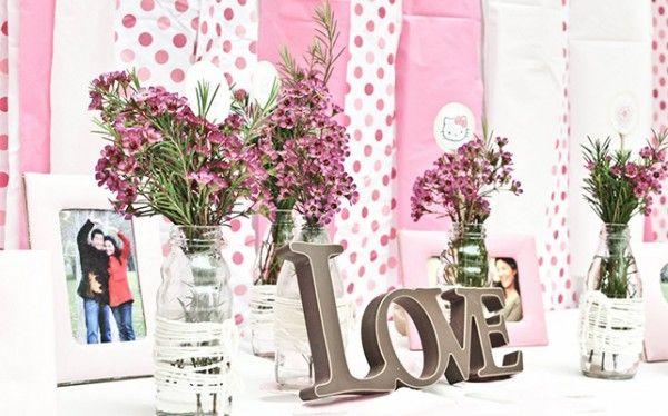 Как украсить комнату на день рождения цветами фото идеи