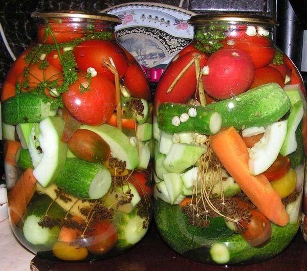 Как вкусно мариновать овощи на зиму. Лучшие советы и рецепты