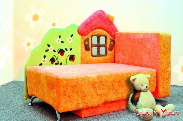 Как выбрать диван ребенку