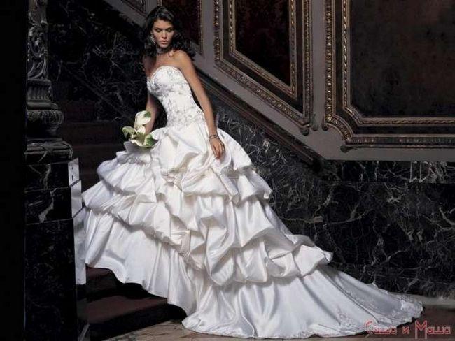 какой свадебное платье выбрать