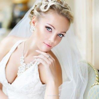фата на свадьбу
