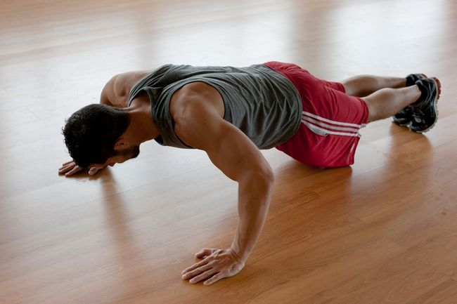 Силовые упражнения
