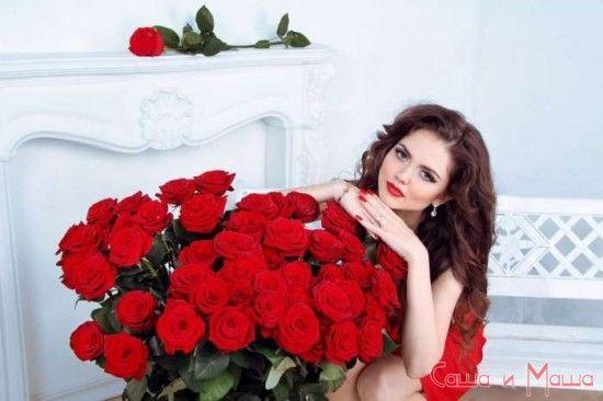 Какие цветы подарить на день рождения жене