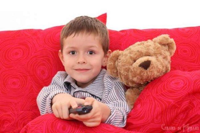 какие мультики можно смотреть детям всех возрастов