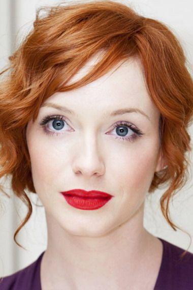 Какой макияж подходит рыжим?