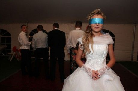конкурс для невесты