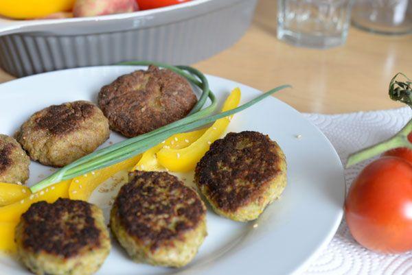 Котлеты из брокколи и фарша: полезные и вкусные!