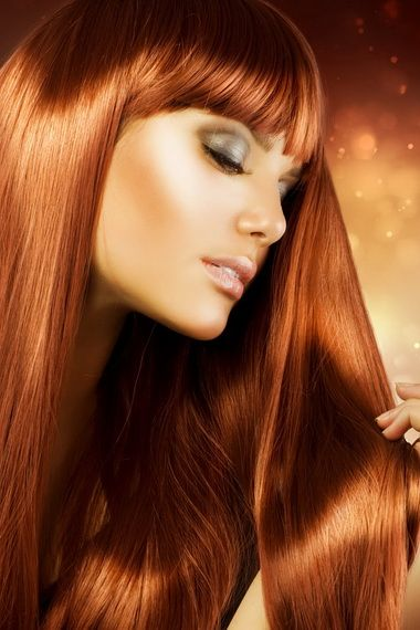 Красота и здоровье волос: уход и правильное питание