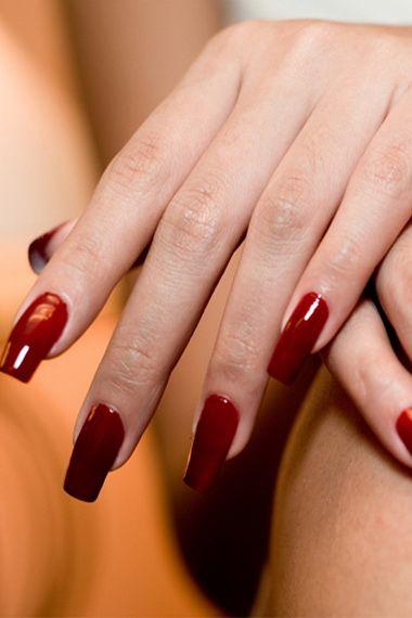 Крепкие и здоровые ногти в домашних условиях