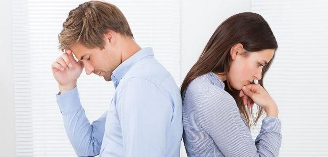 Кризис 7 лет совместной жизни