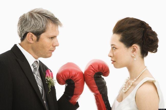 Кризис пяти лет брака