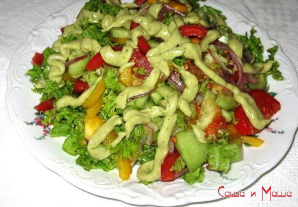 Легкий ужин быстро и вкусно: овощи с беконом