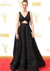Amanda Peet - платье Эмми 2015