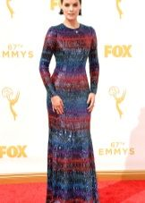 Jaimie Alexander - платье Эмми 2015