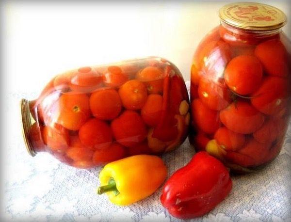 Лучшие заготовки из помидоров на зиму