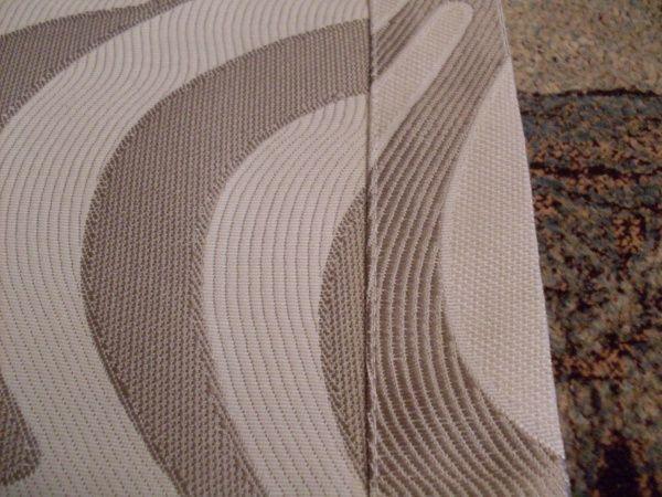 Мастер класс с пошаговыми фото: шьем римские шторы
