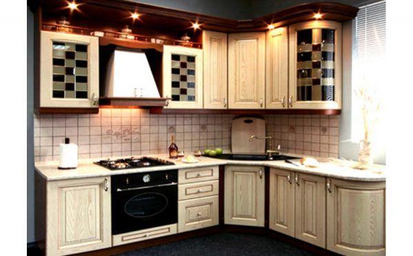 Мебель для кухни: от классики до контрастных сочетаний