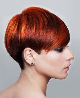 колорирование на рыжие волосы