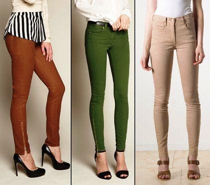 Модные джинсы в 2013 году