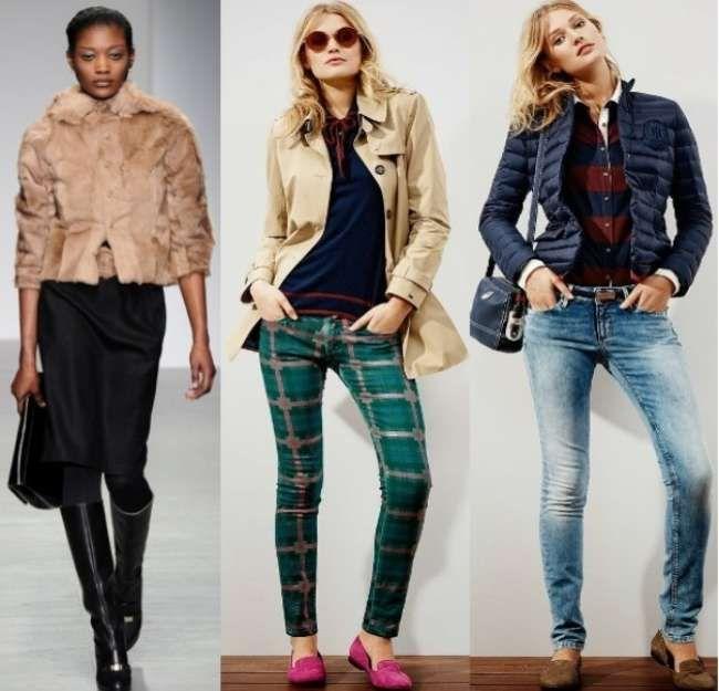 Модные куртки для женщин на осень 2015 года