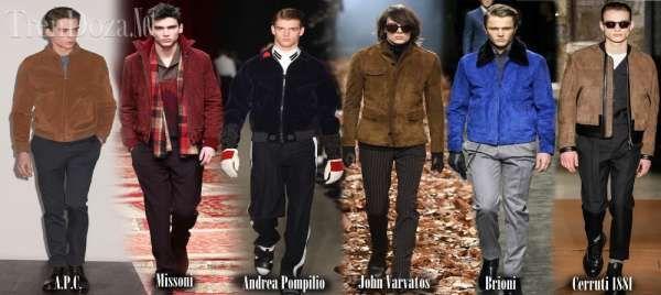 Модные мужские куртки сезона осень-зима 2015/2016