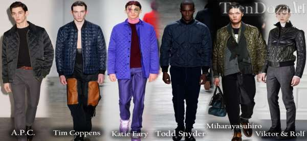 Мужские куртки 2015 2016 Осень Зима
