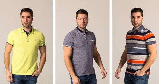 модные мужские рубашки поло